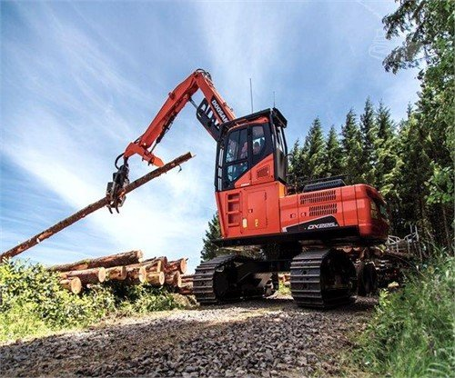 Log Loaders Forestry Equipment For Sale By Bobcat of Watertown - 3