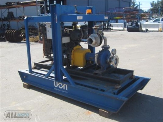 2011 Goulds GISO Heavy Machinery for Sale