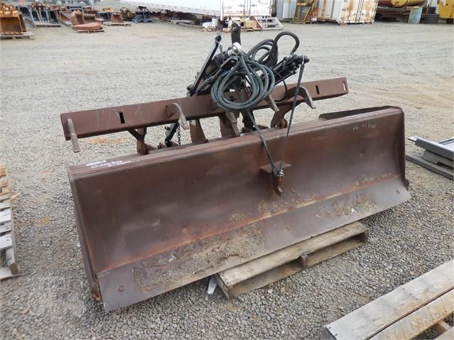 GANNON Blades/Box Scraper For Sale In Central Point, Oregon