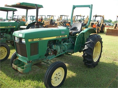 JOHN DEERE 850 For Sale In USA - 21 Listings | TractorHouse