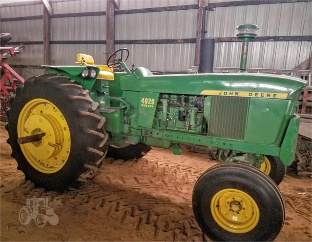 1969 JOHN DEERE 4020 For Sale In Rockford, Illinois | www