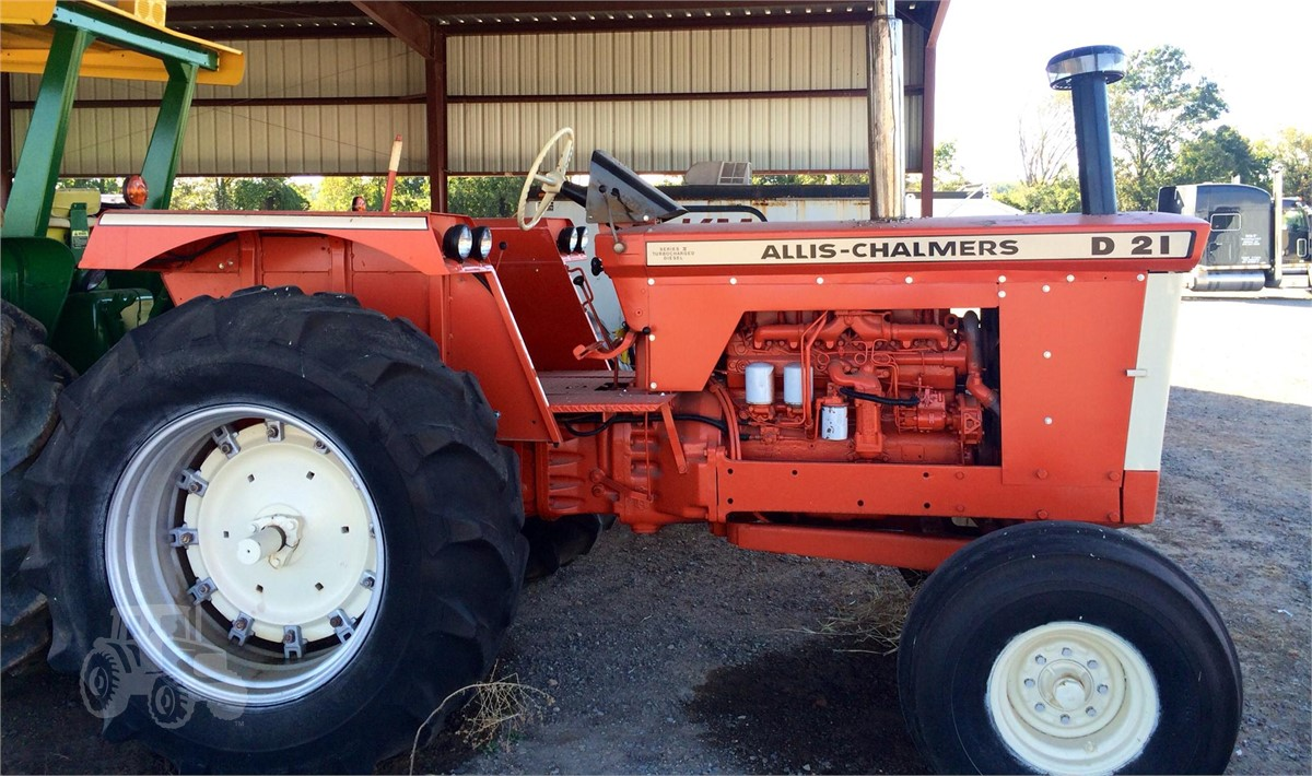 1968 Allis Chalmers D21 For Sale In Dumas Arkansas Wd Wiring Harness