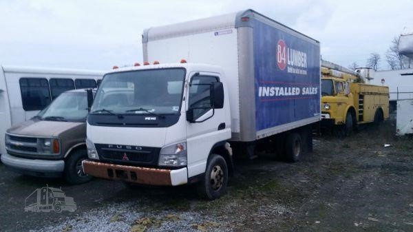 2007 MITSUBISHI FUSO FE140 For Sale In Duncansville, Pennsylvania