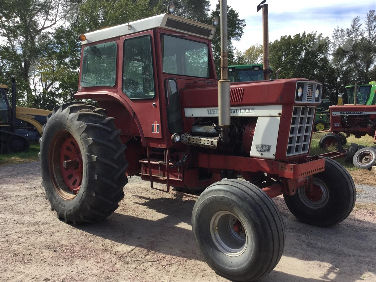 1975 INTERNATIONAL 1568 For Sale In Norfolk, Nebraska   www