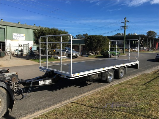2018 Jp Trailers other - Truckworld.com.au - Trailers for Sale