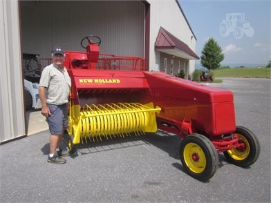 NEW HOLLAND 1281SP For Sale - 2 Listings   TractorHouse com