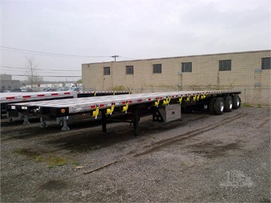 Flatbed Trailers For Sale In Barrie Ontario Canada 55 Listings Truckpaper Com Page 1 Of 3