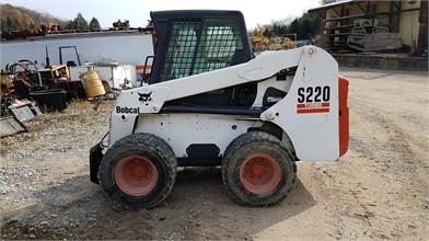 2004 bobcat s220 at machinerytrader com