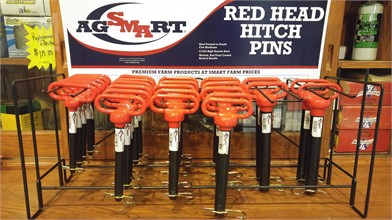 RED HEAD HITCH PIN Andra Föremål Till Salu 6 Listings