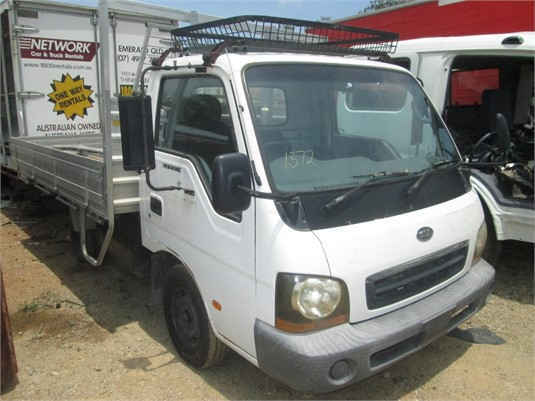 2003 Kia K2700 - Wrecking for Sale
