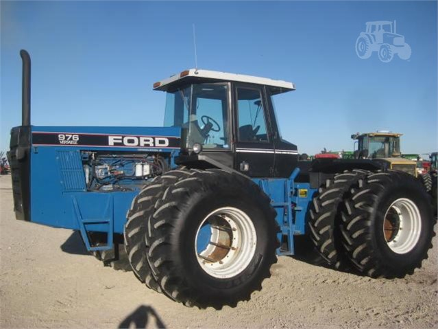 1990 FORD 976 For Sale In Holgate, Ohio