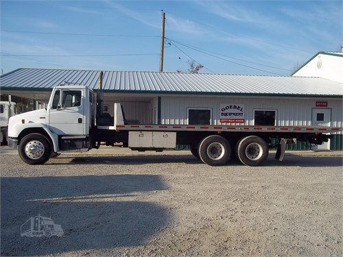 Flatbed Trucks For Sale By Goebel Equipment - 2 Listings | www
