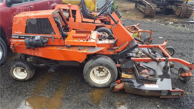 TractorHouse com | JACOBSEN TURFCAT T423D Dismantled Machines
