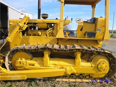 CATERPILLAR D6 For Sale - 2763 Listings | MachineryTrader