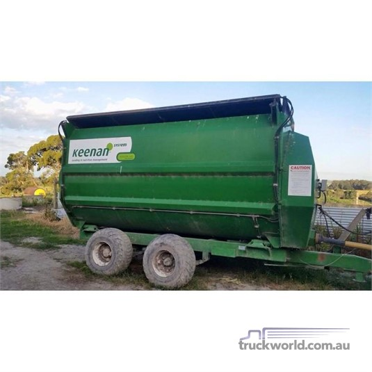 0 Keenan KLASSIK 140 - Farm Machinery for Sale