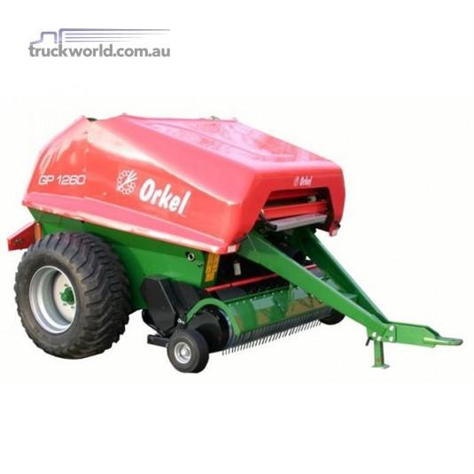 Round Balers - New & Used Sales in Victoria, Australia
