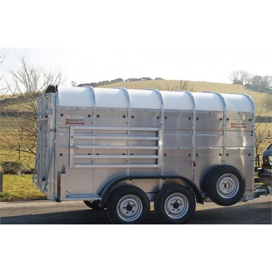 2018 Nugent Engineering LS126 - Trailers for Sale