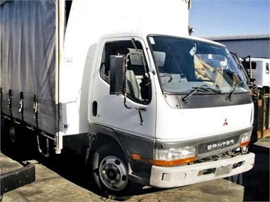 Dismantled MITSUBISHI FUSO CANTER 3 5 Box Vans - 2 Listings