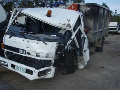 Dismantled ISUZU FSR Tipper Trucks By Rocklea Truck Parts