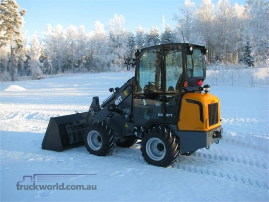 2017 Giant D337T Heavy Machinery for Sale