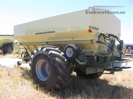 2016 Marshall Multispread 814T Farm Machinery for Sale