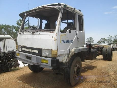1986 Mitsubishi Fuso FM515 - Wrecking for Sale