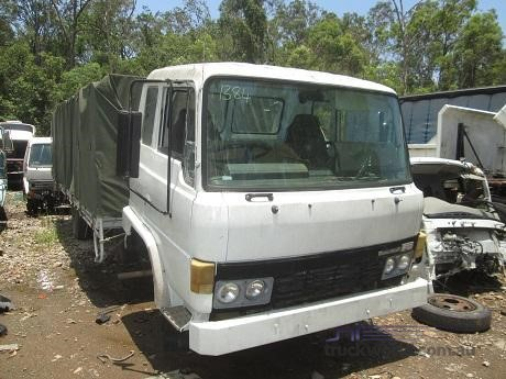 1996 Ford Trader 0409 - Wrecking for Sale