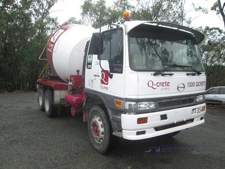 2002 Hino FM1J - Wrecking for Sale