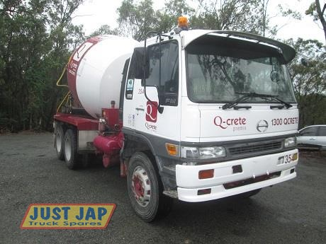 2002 Hino FM1J Just Jap Truck Spares - Trucks for Sale
