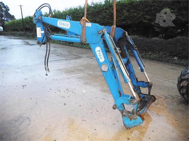 Used TANCO T120 Loaders For Sale In Enniscorthy, WEXFORD