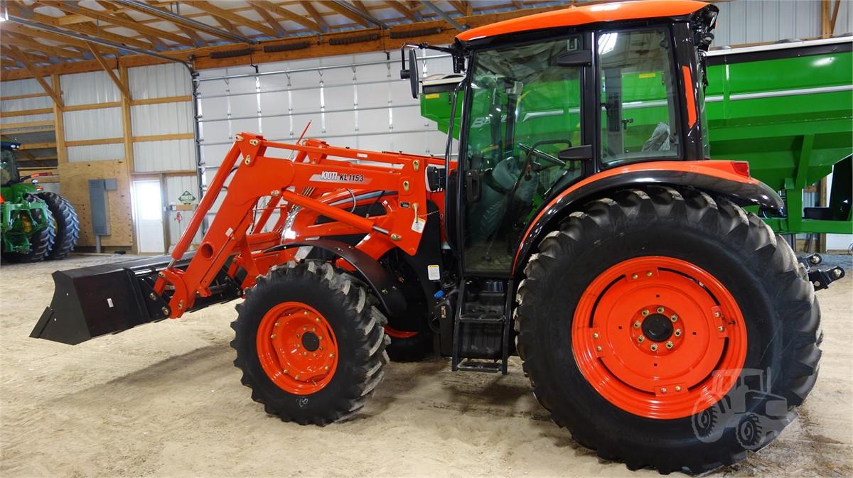 2018 Kioti Tractors : Kioti px pc tractorhouse