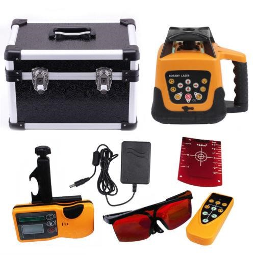 Lot # 8091 - 2019 AMERICAN DISTRIBUTION NEW AUTOMATIC ROTARY LASER LEVEL