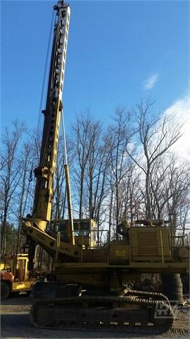 Texoma 800 drill rig