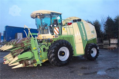 Used Krone Farm Machinery for sale in Ireland - 94 Listings