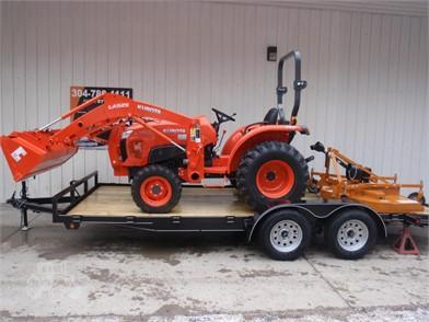 KUBOTA L2501 For Sale In Salem, West Virginia - 20 Listings