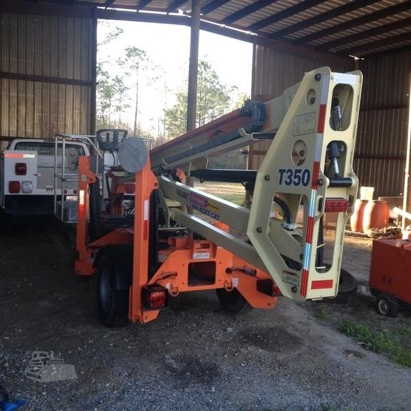 2012 JLG T350 For Sale In Pensacola, Florida