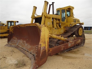 CATERPILLAR D10 Auction Results - 79 Listings