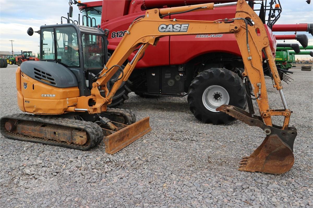 2015 CASE CX55B For Sale In Sikeston, Missouri | www ...