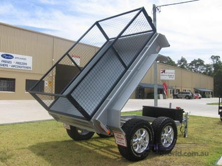 2018 EGR Tandem Tipping Trailer Trailers for Sale