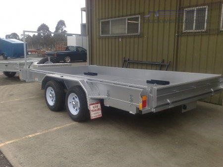 2018 EGR Dual Axle Trailer Trailers for Sale