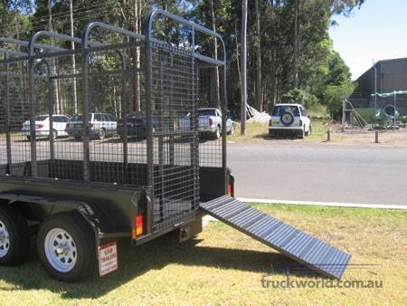 2018 EGR Tandem Stock Crate Trailer - Trailers for Sale