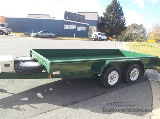 2018 EGR Tandem Box Trailer - Truckworld.com.au - Trailers for Sale