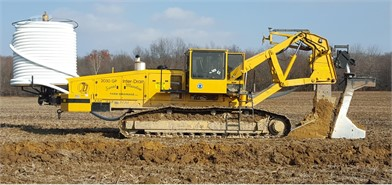 INTER-DRAIN Trenchers / Boring Machines / Cable Plows For