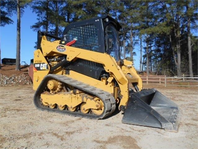 2014 CAT 259D For Sale In Chatham, Virginia