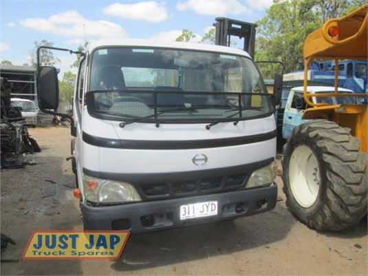 2006 Hino Dutro Just Jap Truck Spares - Wrecking for Sale