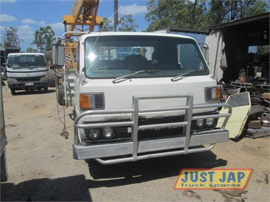 1981 Mitsubishi Fuso FE211 Just Jap Truck Spares - Wrecking for Sale