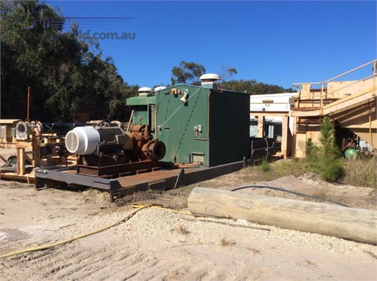 0 Thompson - Kelly & Lewis SUPER TITAN Heavy Machinery for Sale