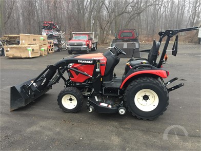 YANMAR Less Than 40 HP Tractors Auction Results - 23 Listings
