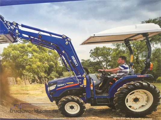 2019 Iseki TG6400 Farm Machinery for Sale