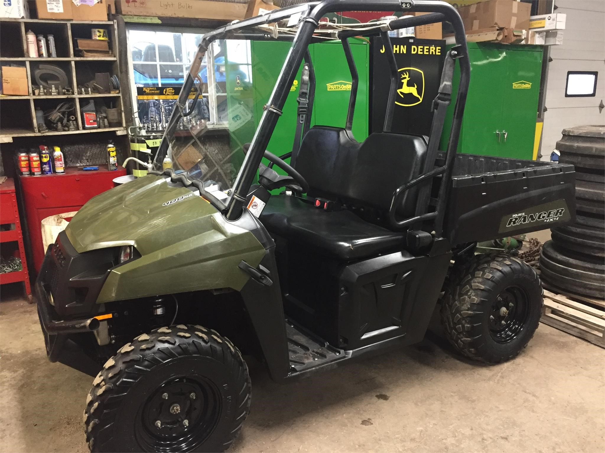 2006 POLARIS RANGER 400 For Sale in Thorntown, Indiana